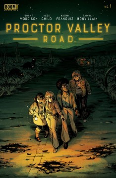 Proctor valley road. Issue 1 Grant Morrison and Alex Child.