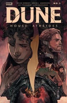Dune. Issue 5. House Atreides