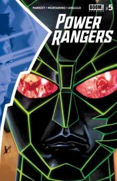 Power Rangers. Issue 5
