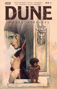 Dune. Issue 7. House Atreides