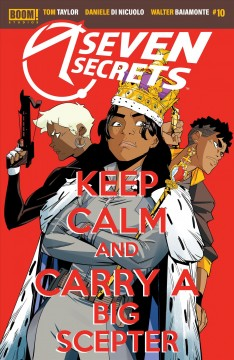 Seven secrets. Issue 10
