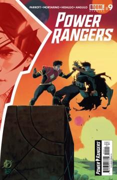Power Rangers. Issue 9