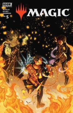 Magic. Issue 5