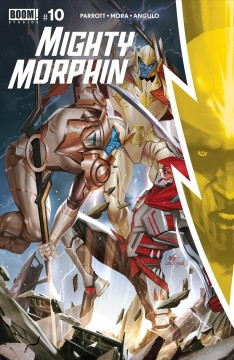 Mighty Morphin. Issue 10