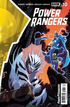 Power Rangers. Issue 10