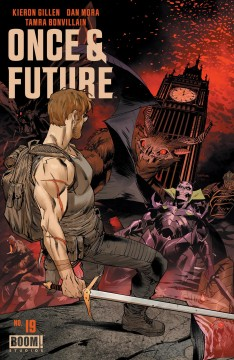 Once & future. Issue 19