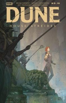 Dune: house atreides. Issue 10