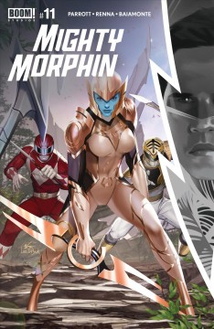 Mighty Morphin. Issue 11