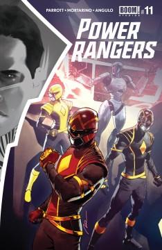 Power Rangers. Issue 11