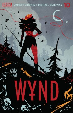 Wynd. Issue 10, The flight of the prince
