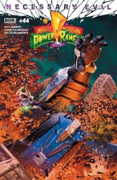 Saban's Mighty Morphin Power Rangers : Necessary evil. Issue 44