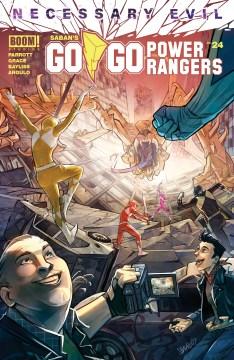 Saban's go go Power Rangers. Issue 24, Necessary evil