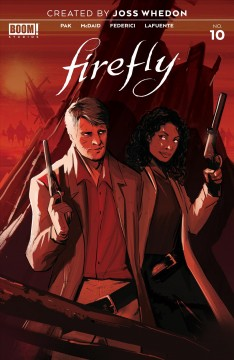 Firefly. Issue 10