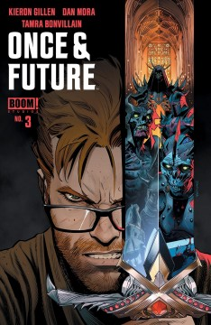 Once & Future. Issue 3