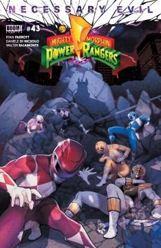 Saban's Mighty Morphin Power Rangers : Necessary evil. Issue 43