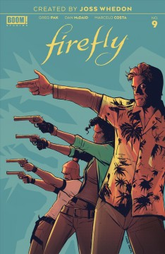 Firefly. Issue 9