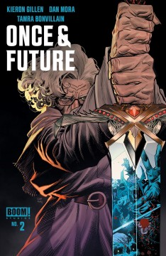 Once & Future. Issue 2