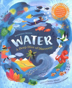 Water : a deep dive of discovery