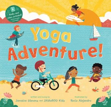 Yoga adventure!