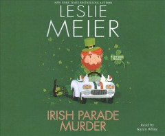 Irish Parade Murder (CD)