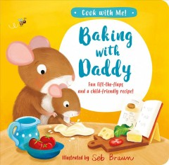 Baking with Daddy