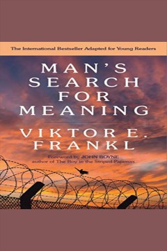 Man's search for meaning : an introduction to logotherapy [electronic resource].