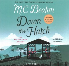 Down the Hatch (CD)