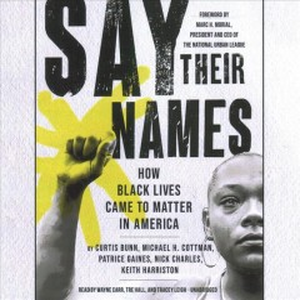 Say Their Names (CD)