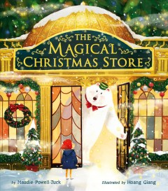 The magical Christmas store