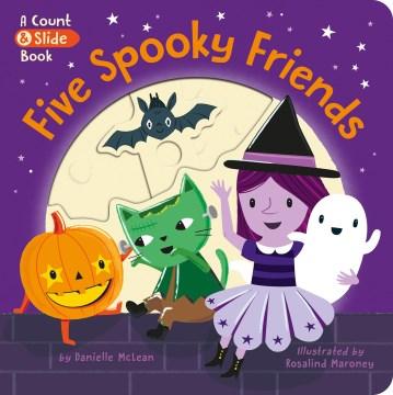 Five Spooky Friends