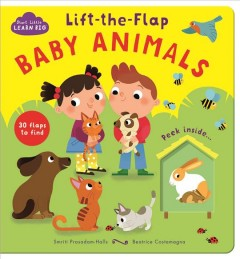 Lift-the-flap Baby Animals