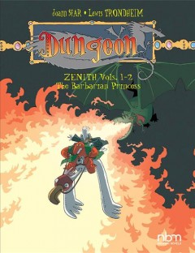 Dungeon: Zenith : The Barbarian Princess