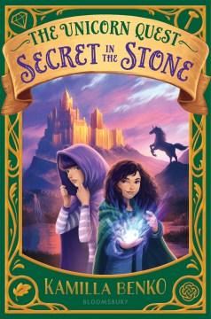 Secret in the stone / by Kamilla Benko.