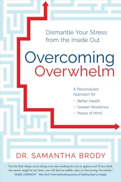 Overcoming overwhelm : dismantle your stress from the inside out Dr. Samantha Brody.
