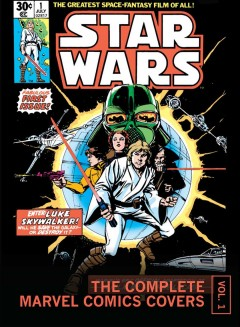 Star Wars : The Complete Marvel Comics Covers Book