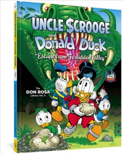 Walt Disney Uncle $crooge and Donald Duck : escape from Forbidden Valley