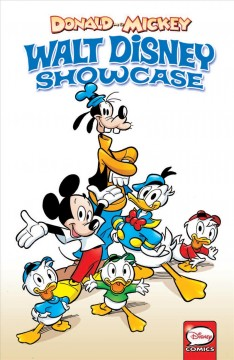 Donald and Mickey : The Walt Disney Showcase Collection