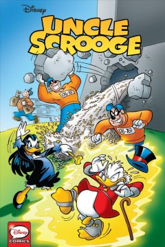 Uncle Scrooge : Whom the Gods Would Destroy