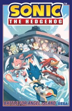 Sonic the Hedgehog 3 - Battle for Angel Island