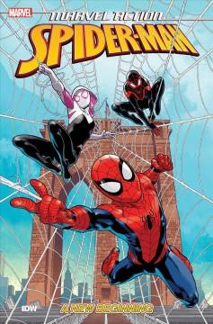 Marvel Action - Spider-man - New Beginnings 1