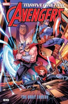 Marvel Action - Avengers - the Ruby Egress 2