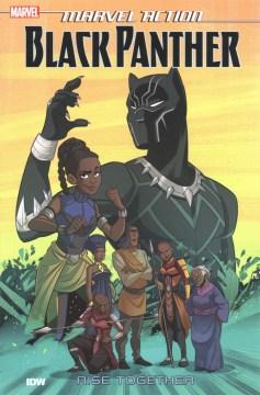 Marvel Action Black Panther 2 : Rise Together