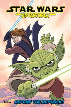 Star Wars Adventures 8 - Defend the Republic!
