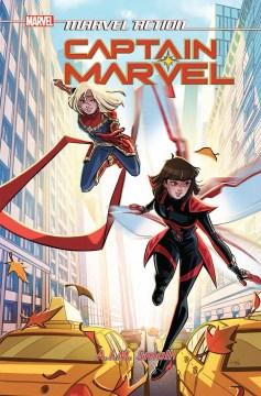 Marvel action Captain Marvel : A.I.M. small