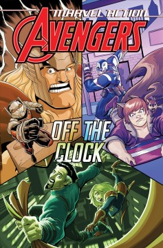 Marvel Action: Avengers: Off the Clock 5