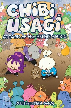 Chibi-usagi : Attack of the Heebie Chibis