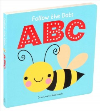 Follow the dots ABC / written and illustrated by Gina Lorena Maldonado.