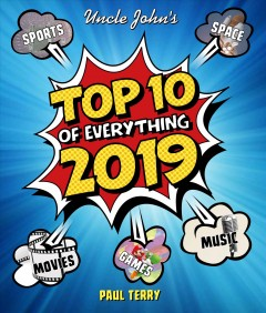 Top 10 of everything 2019 / Paul Terry.