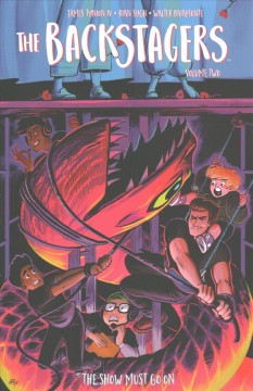 The backstagers. Volume 2, The show must go on / written by James Tynion IV ; illustrated by Rian Sygh ; colors by Walter Baiamonte ; letters by Jim Campbell.
