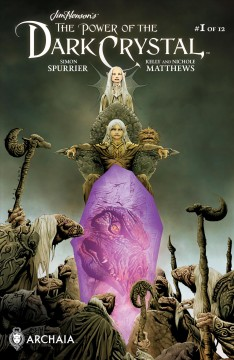 Jim Henson's The power of the dark crystal. Issue 1